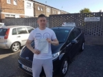 Simon sidwell passed with John Michael Driving School