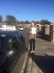 Mellisa Forster passed with John Michael Driving school