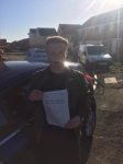 Conner Hooper passed with John Michael Driving School
