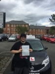 14/08/2017 passed with John Michael Driving School