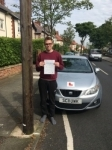 Harry passed with John Michael Driving school