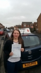 Gemma Wilson passed with John Michael Driving School