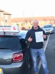 Tariq passed with John Michael Driving School