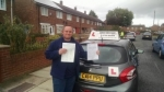 Dave Fairlamb passed with John Michael Driving School
