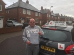 Alan Jones passed with John Michael Driving school