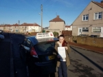 Hayley Richardson passed with John Michael Driving school