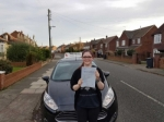 Sam Harris passed with John Michael Driving school