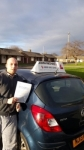 Lee Harlin passed with John Michael Driving School