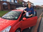Thomas Scarstead passed with John Michael Driving School