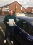 Jordan Finlay passed with John Michael Driving school