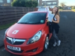 Sophie Jobson passed with John Michael Driving School
