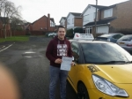 Ross added 03/02/2017 passed with John Michael Driving school