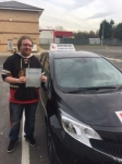 David Fitzgerald passed with John Michael Driving school