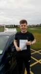 Ryan Elliott passed with John Michael Driving School