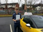 ED passed with John Michael Driving School
