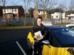 HARRY!  passed with John Michael Driving School