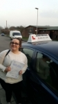 Carli passed with John Michael Driving School