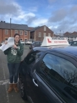 Donna  passed with John Michael Driving School
