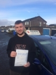 Jack  passed with John Michael Driving School