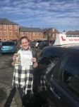 Beth  passed with John Michael Driving School