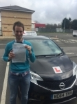 Peter passed with John Michael Driving school