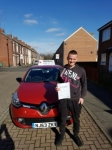 Karl passed with John Michael Driving School