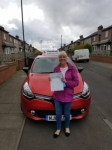 Pat passed with John Michael Driving school