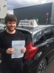Phillip  passed with John Michael Driving School