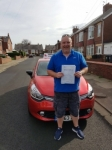 Lee passed with John Michael Driving School