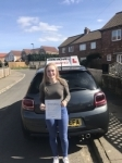 Jasmine passed with John Michael Driving School