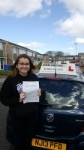 Emily passed with John Michael Driving school