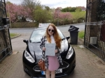 Elyees passed with John Michael Driving School