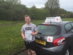 Thomas passed with John Michael Driving School