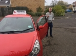Wayne passed with John Michael Driving School
