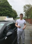 Mitchell passed with John Michael Driving school