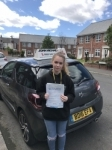 Erin Foster passed with John Michael Driving School