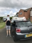 callum passed with John Michael Driving School