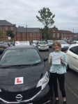 Milda passed with John Michael Driving School