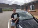 Felix passed with John Michael Driving School
