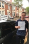 Marc Cunningham passed with John Michael Driving School