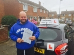 Steven Duncan passed with John Michael Driving School
