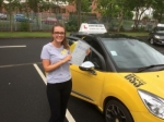 Eleanor-passed 1st time passed with John Michael Driving School