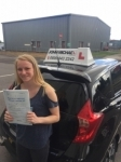 Nikitta Hunter passed with John Michael Driving School