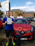 14/09/2017 passed with John Michael Driving school