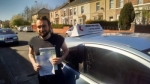 Jake Woods passed with John Michael Driving School