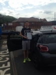 Jamie Malon passed with John Michael Driving School