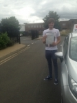 Jordan C passed with John Michael Driving School