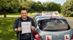 Jordan Embleton passed with John Michael Driving School