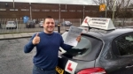 Ken Horseman  passed with John Michael Driving School