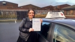Kerry Shotton passed with John Michael Driving school